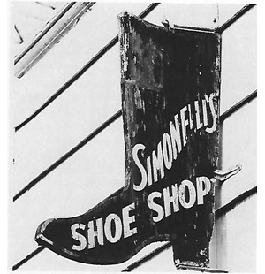 Simonelli's Shoe Repair Shop